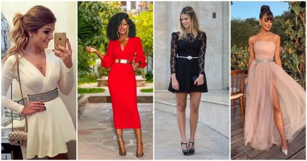 Cinto para Vestido de Festa – 41 Modelos Perfeitos para Festas!
