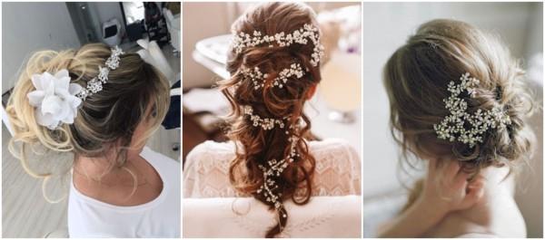 penteados despojados para noivas