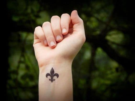 tatuagem delicada