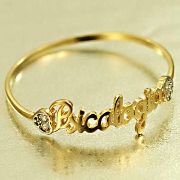 anel feminino psicologia