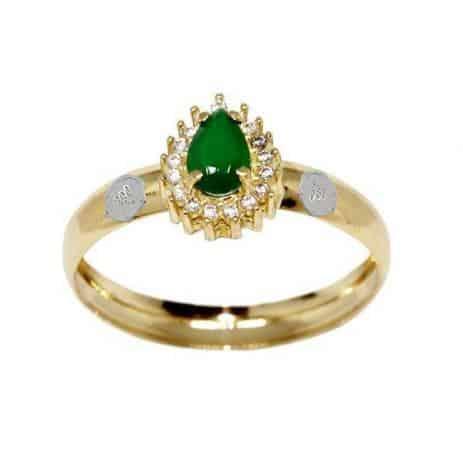 anel de esmeralda fisioterapia