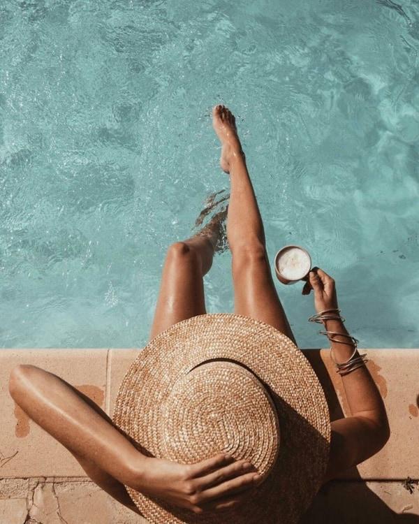 dicas foto piscina