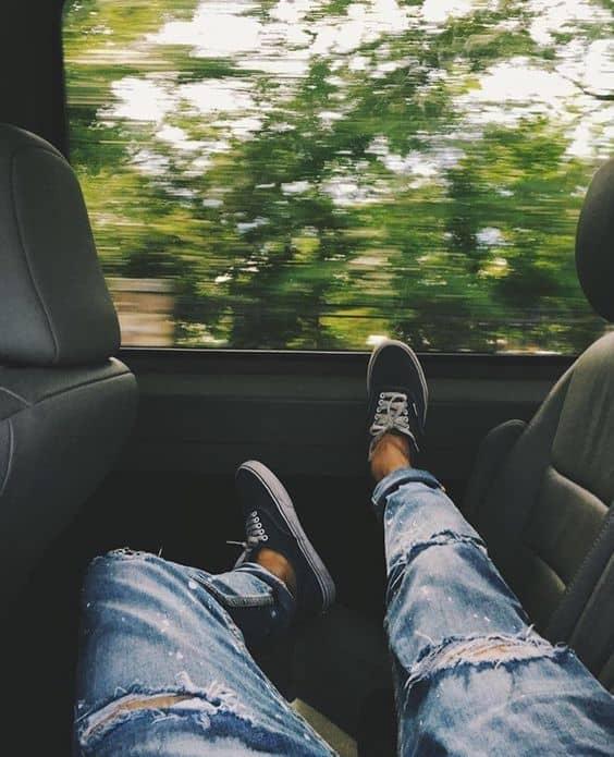 foto simples carro