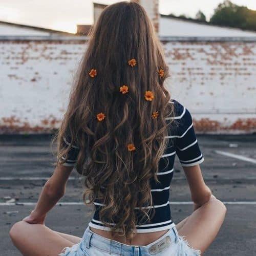 foto de costas