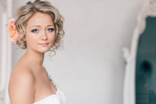 fotos de penteados soltos para casamento