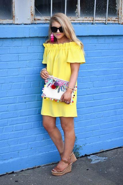 look vestido de verão