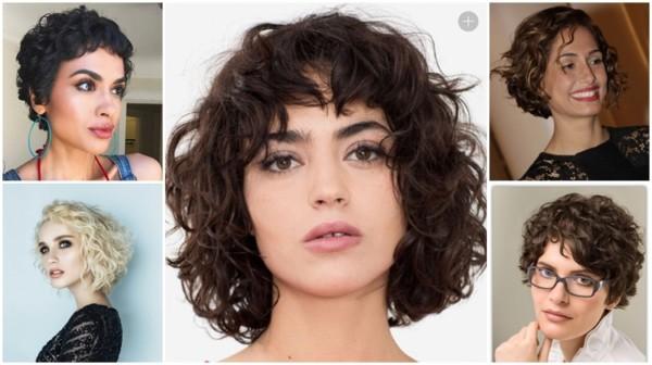 cortes de cabelo curto ondulado