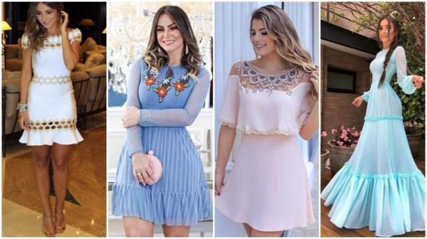 modelos de vestido de noivado