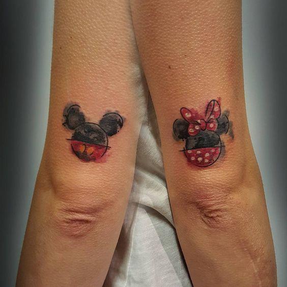 tatuagem compartilhada