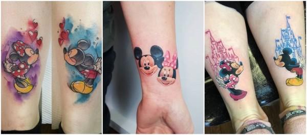 ideias para tatuagem colorida