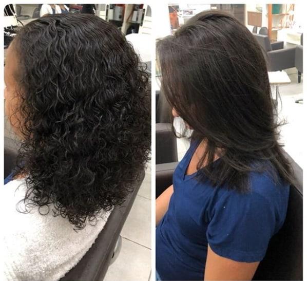 progressiva cabelo cacheado