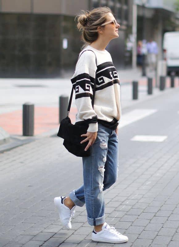 combinação tumblr com calça 52