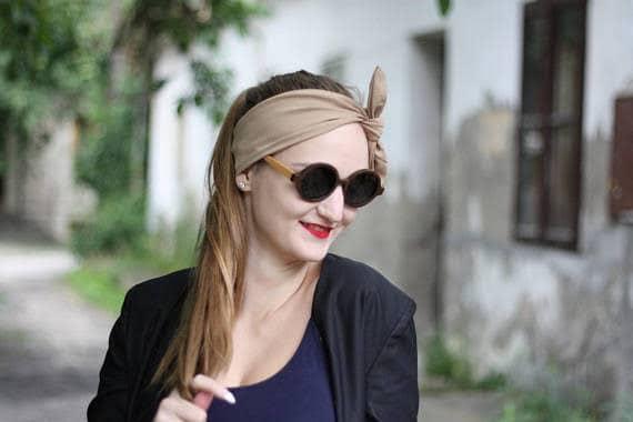 óculos de madeira feminino ideias