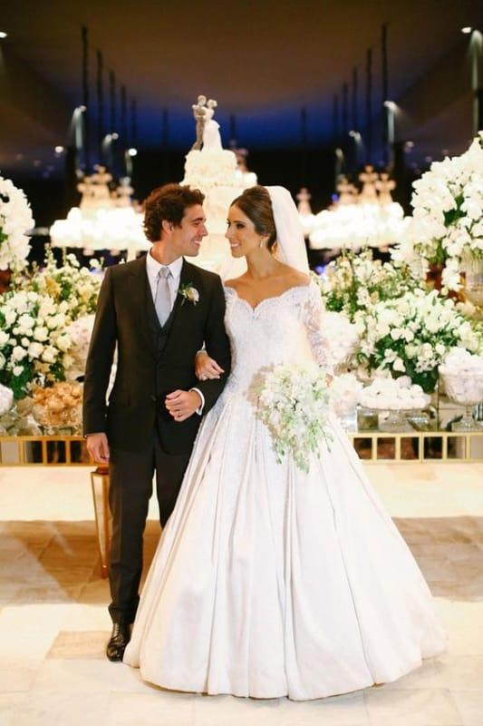 vestido pincesa para noiva