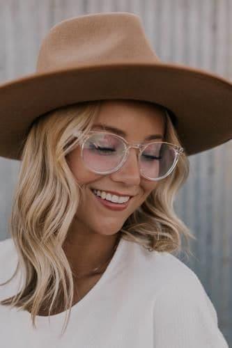como usar óculos de grau