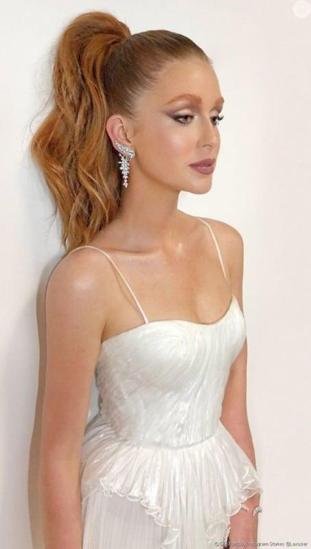 penteado de noiva para cabelo longo