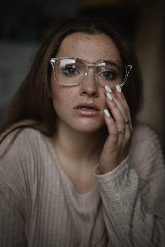 óculos quadrado retrô