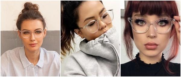 modelos de óculos de grau feminino