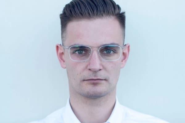 óculos de grau retangular masculino