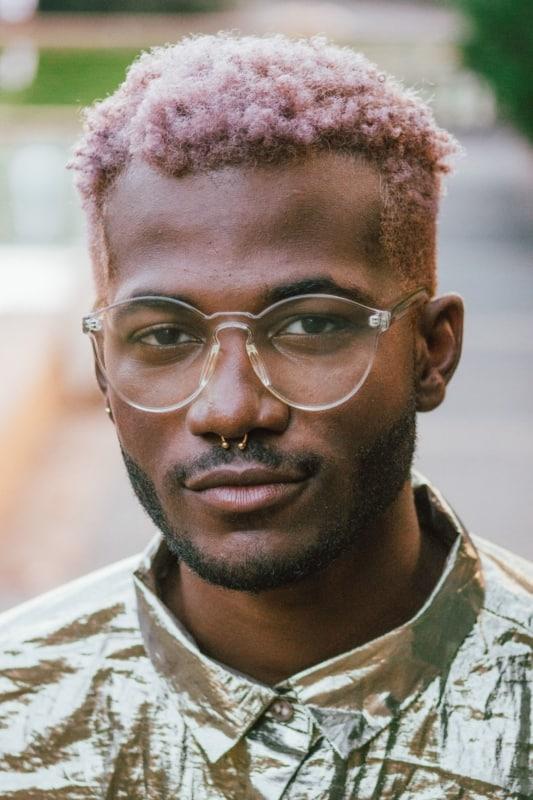 óculos moderno masculino