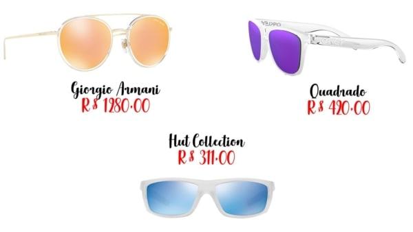 onde comprar óculos trasparente