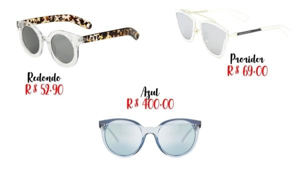 59 preços de óculos transparente