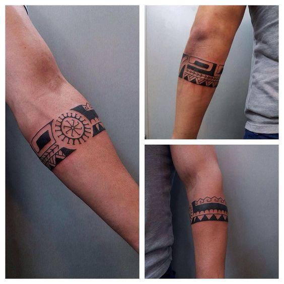 Bracelete estilo tribal