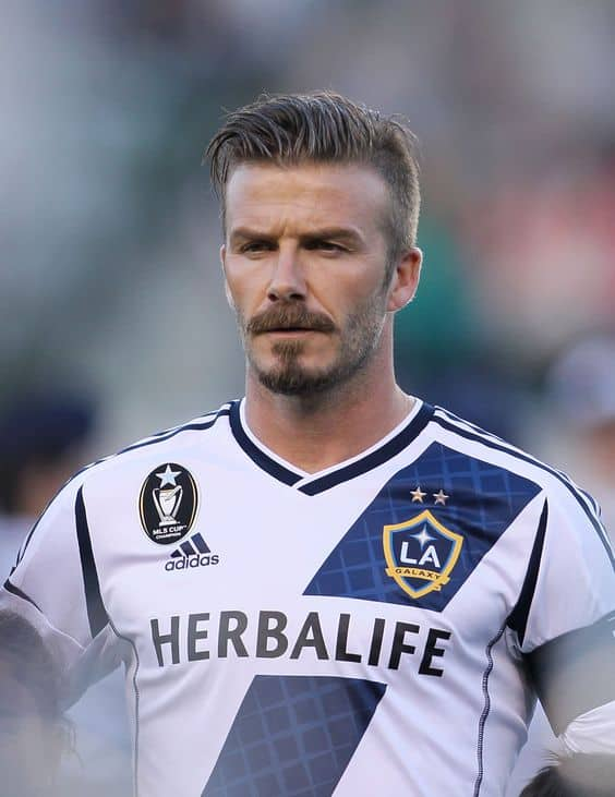 Cavanhaque âncora Beckham