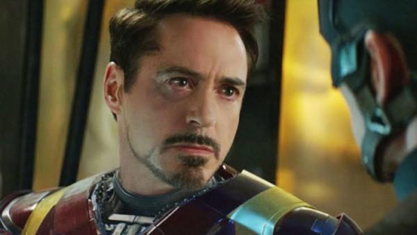 Cavanhaque Tony Stark estilo