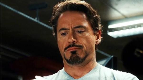 Cavanhaque Tony Stark estiloso