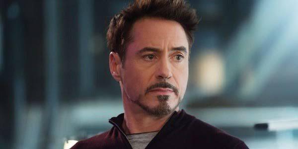 Cavanhaque Tony Stark