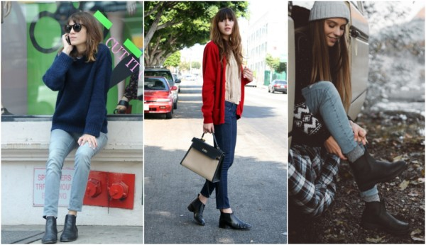 Bota chelsea feminina – 45 looks adoráveis e modelos cheios de estilo!