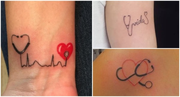 Tatuagem de enfermagem 4