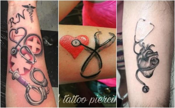 Tatuagem de enfermagem