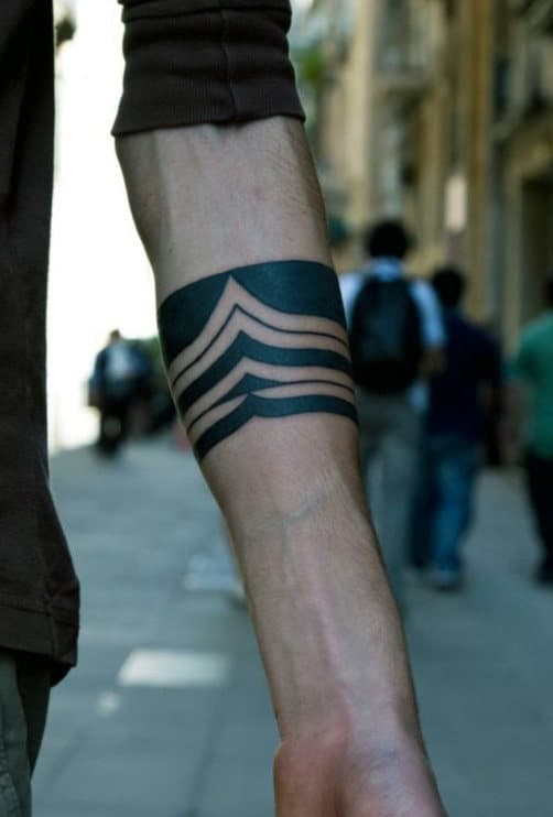 Tribal no braço