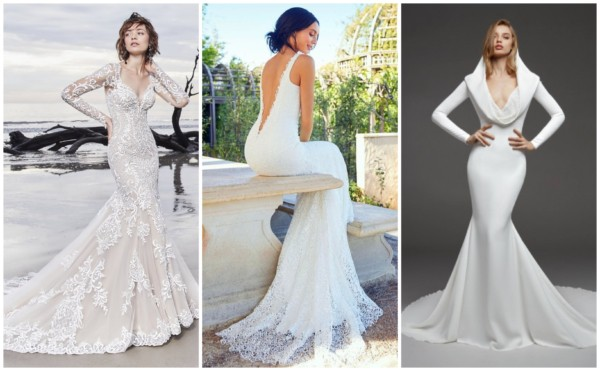 Vestidos de noiva sereia 3