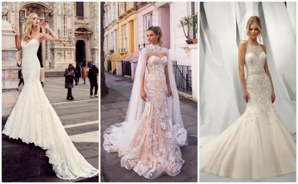 Vestidos de noiva sereia 4