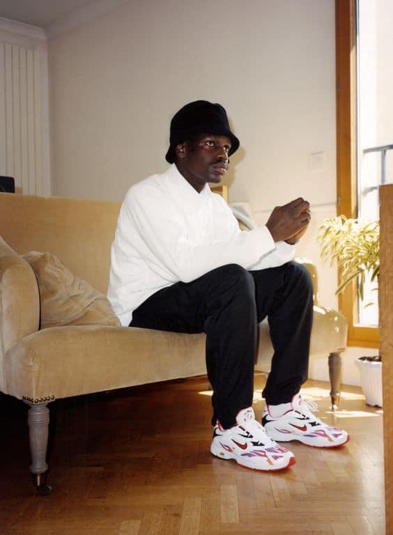chunky sneakers branco