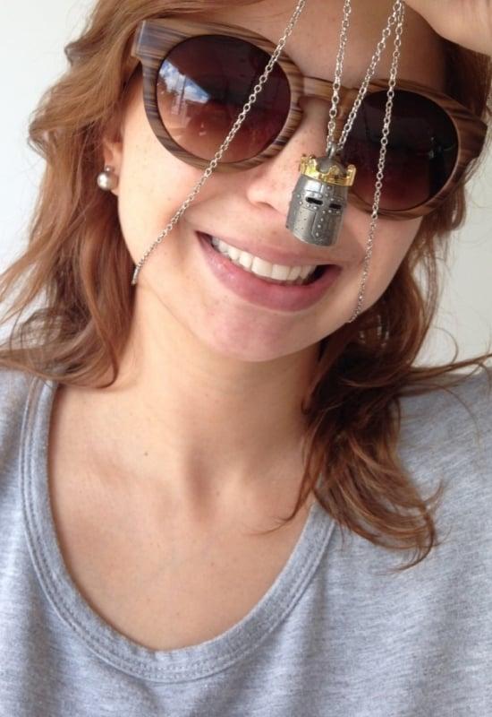 dicas para usar óculos de madeira feminino