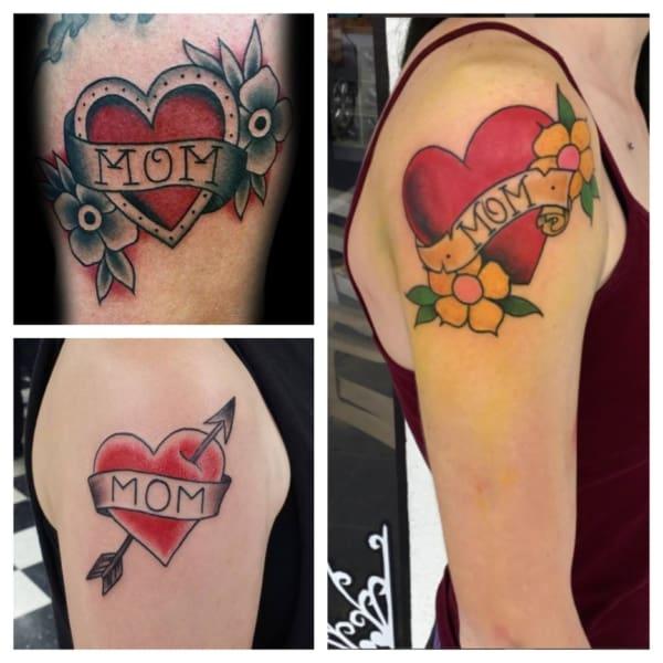 ideia de tatuagem para mãe