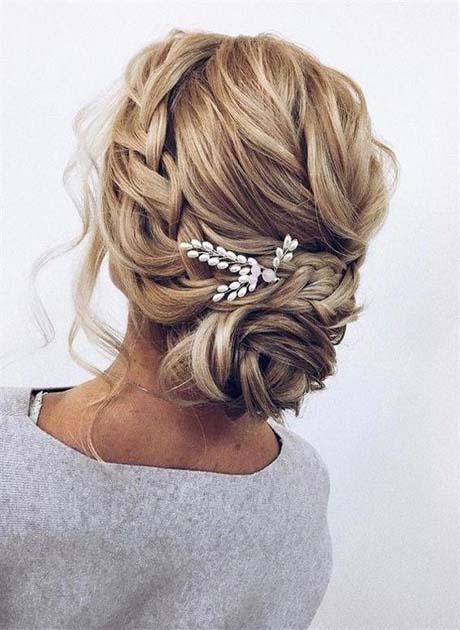 penteados de luxo para cabelos ondulados