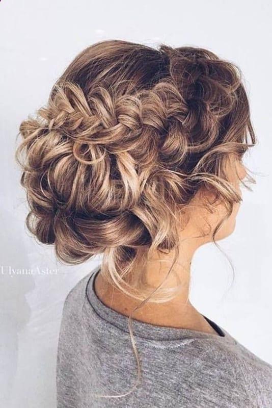 penteados de luxo para longos e loiros