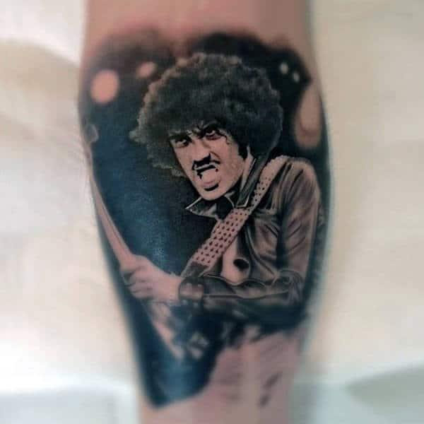 tatuagem de música no braço ideias
