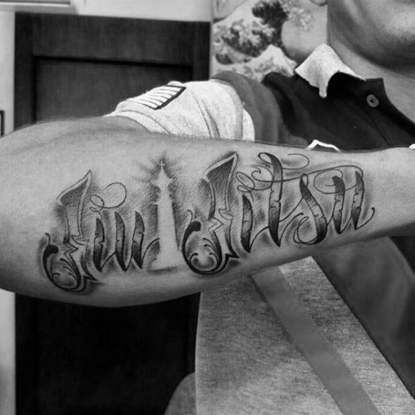 tatuagem jiu jitsu no braço inteiro