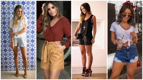 Modelos de shorts – 18 dicas que vão ajudar a escolher a peça ideal!