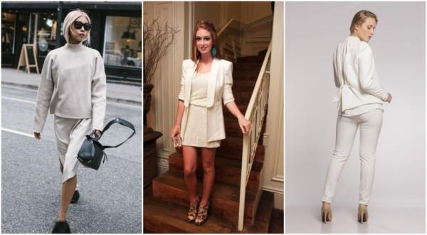 Cor off-white – Como montar 70 looks maravilhosos com a tendência!