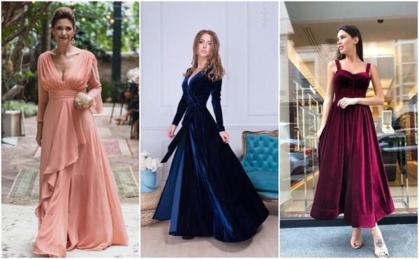 Modelos de vestidos longos 1