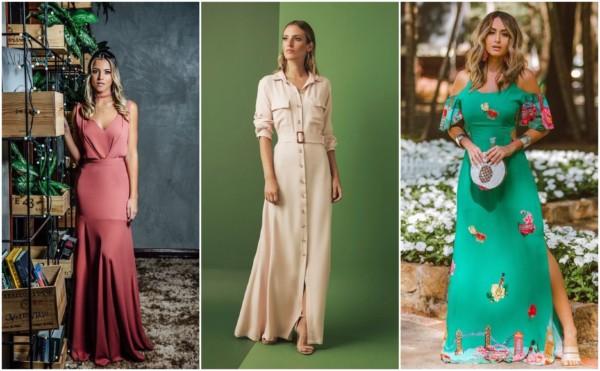 80 modelos de vestidos longos – Qual combina mais com você?