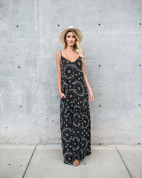 Vestido para verão de alcinha