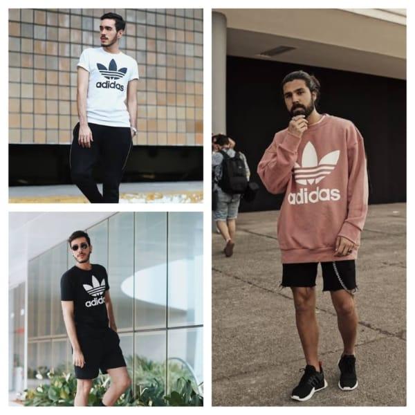 marcas de roupas ADIDAS